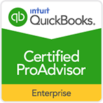 QuickBooks Enterprise Certified ProAdvisor logo
