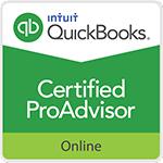 Certified ProAdvisor Online logo